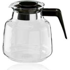 Glaskande til Melitta Excellent 3.0, sort, 1,3L