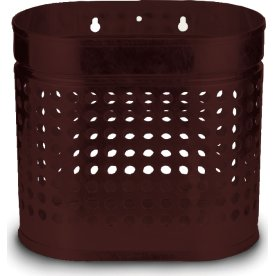 RMIG affaldsspand type 526U, brun