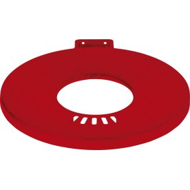 RMIG Låg t/823U i rød, varmtgalvaniseret