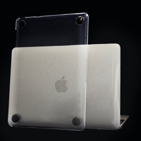 "Twincase MacBook 12"" cover, transparent"