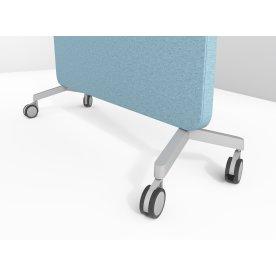 Lintex Mood Fabric fod/ hjulsæt i grå