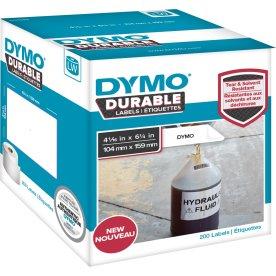 Dymo LabelWriter Durable etiketter str. 104x159mm