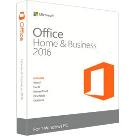 Microsoft Office Home & Business 2016 (ENG)