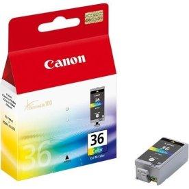 Canon CLI-36 blækpatron, 4-farvet
