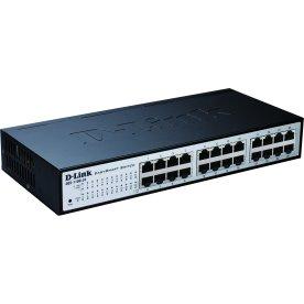 D-Link DES-1100-24 Switch, 24 Ports 10/100