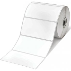 Brother RD Papirlabel 102 x 152 mm, 70 stk