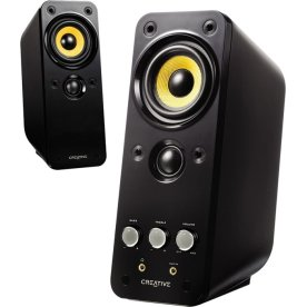 Creative T20 højttalere, sort