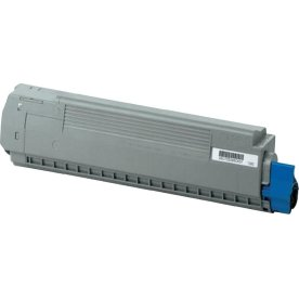 OKI 45862818 lasertoner, sort, 15000 s.