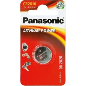 Panasonic CR2016 knapcelle batteri
