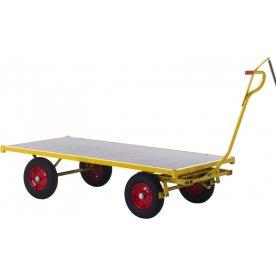 Ravendo transportvogn, 2000x1000x470, Luftgummi