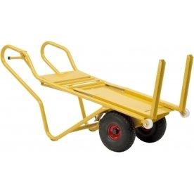 Ravendo pallekærre ergonomisk, 500x1500, 325 kg