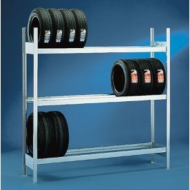 META Clip S3 dækreol, 200x200x40, 300 kg, Tilbygni
