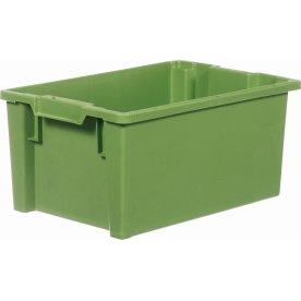 Arca stabelkasse 50 liter, 600x400x270, Blå