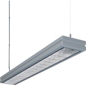 Luxo x-type loftsarmatur, L1197, grå