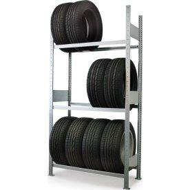 META Clip S3 dækreol, 200x130x40, 150 kg, Tilbyg