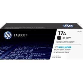 HP 17A/CF217A LaserJet-tonerpatron, sort, 1.600 s.