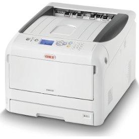 OKI C833n A3 laser printer med netværk