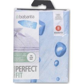 Brabantia Betræk til strygebræt B, Ice Water