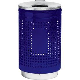 RMIG affaldsspand type 823U, kobolt blå