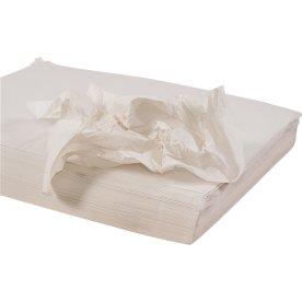 Silkekardus 40 x 60 cm, hvid, 960 ark
