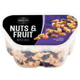 Nordthy nødder og frugt mix, 550 g