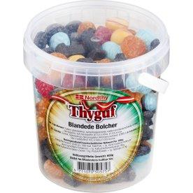 Thyguf blandede bolcher i spand, 600 g