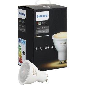 Philips HUE White Ambiance GU10, halogen spot