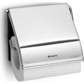 Brabantia Toiletrulleholder, matt steel