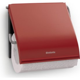 Brabantia Toiletrulleholder, passion red