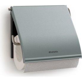 Brabantia Toiletrulleholder, metallic mint