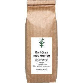 Earl Grey med orange, løs te, 250g