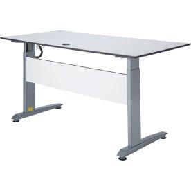 VIKING hæve/sænkebord 160X80, hvid / Alu