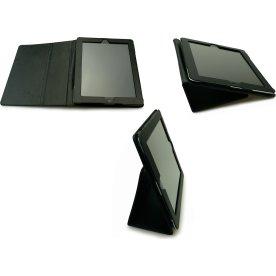 Sandberg lædercover m/standerfunkt. - iPad 2/3/4