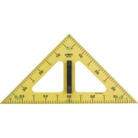 Linex tavlelineal 50 cm plast