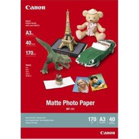 Canon MP-101 mat inkjetfoto, A3/170g/40ark