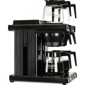 Moccamaster Moccafour Black kaffemaskine, sort