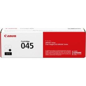 Canon 045/1242C002 Lasertoner 1400 sider, sort