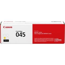 Canon 045/1239C002 Lasertoner 1300 sider, gul