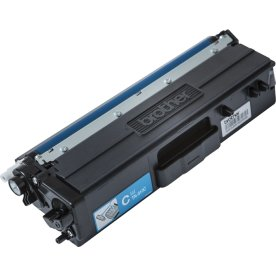 Brother TN-910C Lasertoner, Blå, 9.000 sider