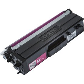 Brother TN-910M Lasertoner, Rød, 9.000 sider