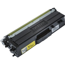 Brother TN-910Y Lasertoner, Gul, 9.000 sider