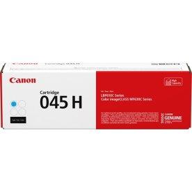 Canon XL 045/1245C002 Toner 2200 sider, cyan