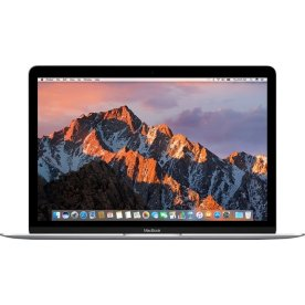 "Apple MacBook 12"" Core M3 256 flash, silver"