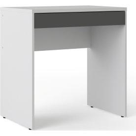 Simplicity Skrivebord, Hvid, 75 cm