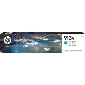 HP 913A PageWide blækpatron, blå, 3000s