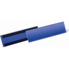 Durable Lagerlommer m/magnet, B297xH74 mm