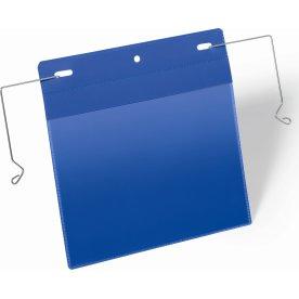 Durable Lagerlommer m/wirebeslag, A5 tværformat