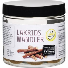 EASIS Lakridsmandler 80 g