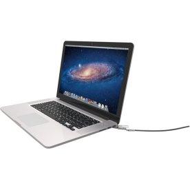 """MacBook Pro Retina 15,4"""" sikkerhedskabelslås"""