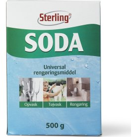 Sterling Soda i æske, 500g